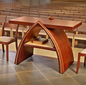 St. Mark the Evangelist Credence Table