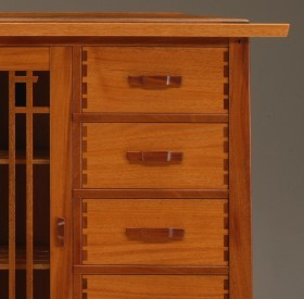 Treisman Highboy
