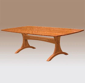 Brothers Trestle Table