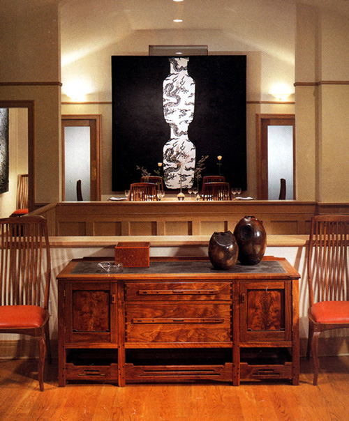 architectural digest furniture. It Features A Reproduction Of Greene And Sideboard Which We Crafted In 1989. Were Proud To See Architectural Digest. Digest Furniture I